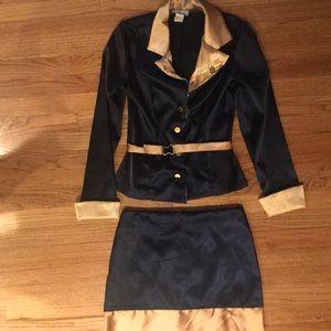 Other - Girls stewardess costume